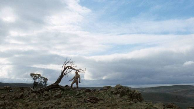 An Australian soldier executes a Boer prisoner in Breaker Morant