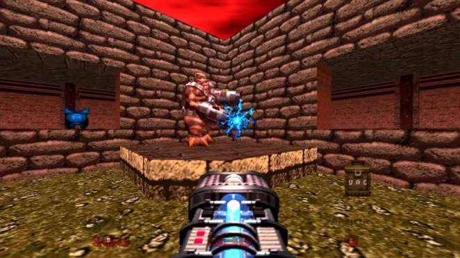 DOOM 64 from 9/4 Direct