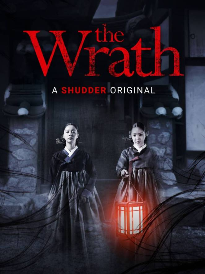 Poster for Young-sun Yoo's The Wrath