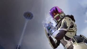 Void Walker Wrait in Apex Legends