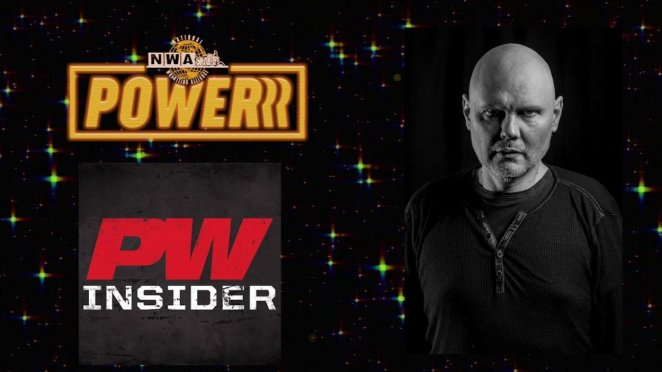 Billy Corgan on NWA Power Insider YouTube channel