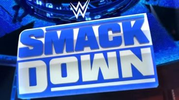 The SmackDown logo