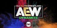 AEW Dynamite Logo