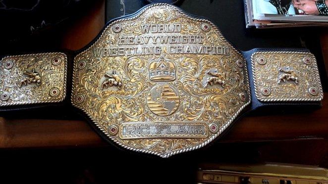 The Big Gold Belt