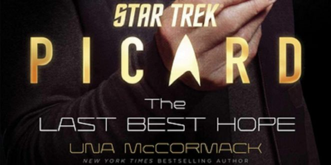 Star Trek Picard - Cover for The Last Best Hope Cover
