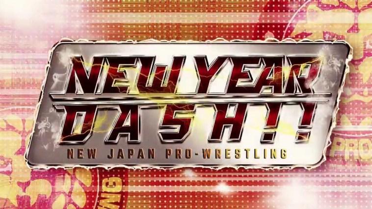 NJPW New Year's Dash Logo