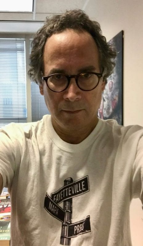 David Bushman for Fayetteville Mafia Press !