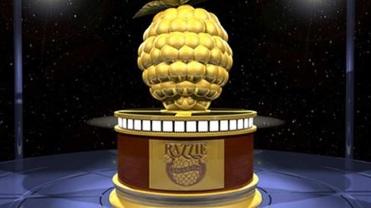 Who will be the big winners at this year's Razzie Awards