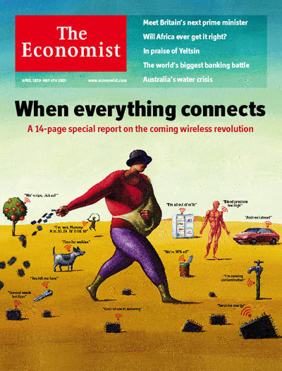 Economist back in 2007 on the coming instrumentation…