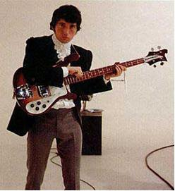 "Peter Quaife  Born: Dec 31, 1943 in Tavistock, Devonshire, England Died: June 23, 2010 in Denmark For many years, Peter Quaife was the odd man out in the Kinks' history — the first of the original bandmembers to leave the lineup, back in 1969, following work on Village Green Preservation Society. Born in Tavistock, Devon, Peter Quaife grew up in London, where he was a friend of Ray Davies; indeed, Daviesand Quaife co-founded the band that became the Kinks, before Ray's younger brother Dave was part of it. Unlike drummer Mick Avory, who was supplanted byBobby Graham on virtually all of the earliest recordings (through the first album),Quaife played on the group's records from the beginning, and his rock-solid bass work contributed immeasurably to the power of their work on-stage, making possible such moments as the marvelous stretching out on the extended jam from The Live Kinks, in which his instrument holds the sound together as the band drifts between its own songs and a unique take on the ""Batman"" theme. He also sang backup on a lot of the records during his tenure, most notably — according to a 1998 interview with Martin Kalin — on ""Waterloo Sunset."" He was never permitted to engage in songwriting as such, however, and admitted in the same interview that he and Avory often felt like session players at the band's own recording sessions — moments such as the Kelvin Hall live album were relatively rare, allowing him to step out in front.  Quaife left the band following what was his most substantial contribution to the group, Village Green Preservation Society, the album on which — perhaps because of its extended gestation — he was most able to express himself musically. He and Canadian guitarist Stan Endersby formed Maple Oak with drummer Mick Cook and keyboardman Marty Fisher. In more recent years,Quaife has moved to Canada and also embarked on a writing career, and has had intermittent contact with Ray Davies over the years — he emerged most prominently in interviews connected with the 2004 expanded reissue of Village Green Preservation Society. ~ Bruce Eder, All Music Guide"