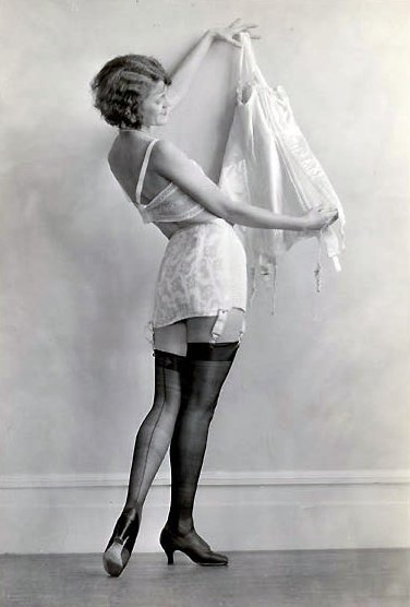 Let's hear it for National Lingerie Day!