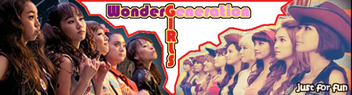 4-dimensional:  -plasticsmile:  lulz. i rly love them both to deathand don't see any similarities in their concepts at all whatsoever, but this isfunny. also look at sunye XD  Oh how i love WonderGeneration…  wonder generation! (: