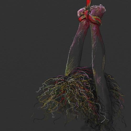 """""""Those who do not feel pain seldom think that it is felt.""""- Dr Samuel Johnson Artist: Avita Flit"""