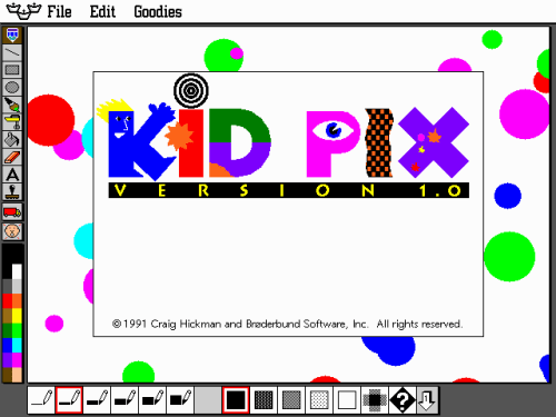 REBLOG IF YOU REMEMBER KIDPIX!<3