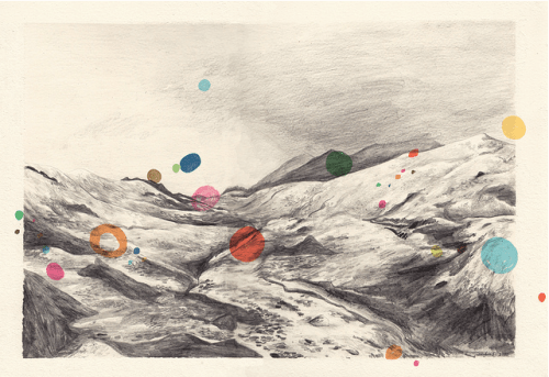 Icy Valley(2010) by Lizzy Stewart