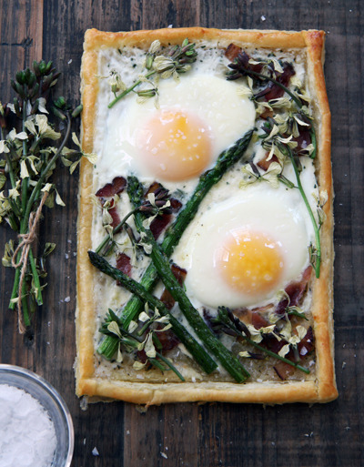 Spring Breakfast Tart - Recipes - The Jewels of New York
