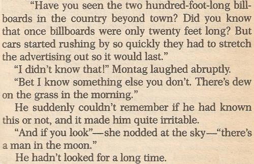 eden-:Fahrenheit 451 - Ray Bradbury