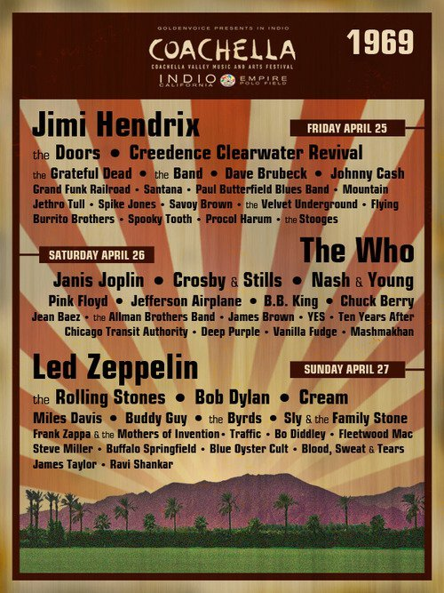 **BEST. LINEUP. EVER. why was i not alive in '69???**