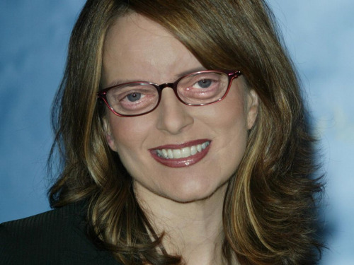 Tina Fey with Steve Buscemeyes. Thanks to so many for the suggestion.