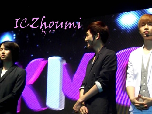 Korean Idols Music Concert Hosted in Indonesia 3 credit ICZhoumi photo by CH TAKE OUT FULL CREDIT :)