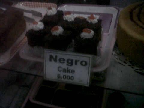 Racist cakeshop!! nice try rifqirianputra.tumblr.com