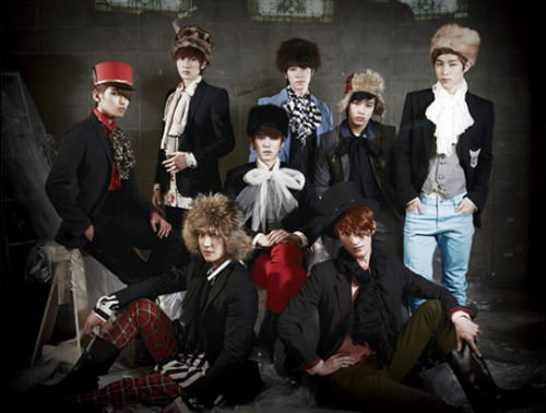 """Super Junior-M to release """"Perfection"""" Japanese mini-album + audio previews Super Junior-Mhave got their eyes on the J-Pop industry, and they're planning on breaking through with their smash-hit, """"Perfection""""! """"Perfection"""" was originally released in Chinese back in February, and it became an instant hit. The song has gone on to grab a Korean version, and now it'll get a Japanese version as well. TheSuper Juniorsub-unit will release a Japanese mini-album on August 24th in two editions: 'CD-Only' and 'CD+DVD'. The first press of the 'CD-Only' edition will include one of nine special photo cards and a making-of clip. Meanwhile, the first press of the 'CD+DVD' version will contain all three music videos for """"Perfection"""" (Chinese, Korean, Japanese), as well as a special 'Table Talk' video featuring a mini-interview with the boys and a photo card. Teasing fans with its impending release, a long preview for """"Perfection"""" was revealed as well. Check out both the clip and track list info below, and be sure to check back withallkpopfor more updates! ======  CD-Only[Pre-order: YesAsia] 1. 太完美 (Perfection) – Japanese Version2. 命運線 (Destiny) – Japanese Version3. 幸福微甜 (Love Is Sweet)4. 表白 (Off My Mind)5. True Love6. 吹一樣的風 (My All Is In You)7. 西風的話8. 太完美 (Perfection) – Chinese Version9. 太完美 (Perfection) – Korea Version10. 命運線 (Destiny) – Chinese Version ——  CD + DVD[Pre-order:YesAsia] CD:01 太完美 (Perfection) – Japanese Version02 命運線 (Destiny) – Japanese Version03 幸福微甜 (Love is sweet)04 表白 (Off my mind)05 True Love06 吹一様的風 (My all is in you) DVD:01 『太完美』Music Video – Chinese Version02 『太完美』 Music Video – Korea Version03 『太完美』 Japanese Ver. JK 撮影 Sketch04 台湾独占 Document05 Table Talk (初回限定盤のみ収録) ====== < """"Perfection"""" > Listen: via Youtube :http://www.youtube.com/watch?v=ARr6H_0rDVA&feature=player_embedded < """"Destiny"""" > Listen: via Youtube :http://www.youtube.com/watch?v=n77SN2sOEVU&feature=player_embedded  —– Source + Image:YesAsiaTip: kadi Credits: allkpop posted by: Lenny @smtownfamil"""