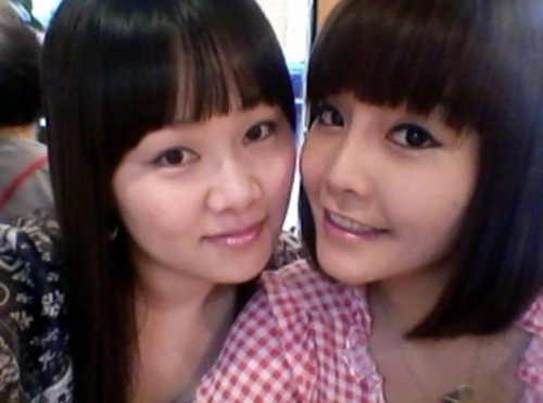 ^^ Unnie has the prettiest eyes..