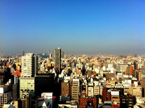 Good morning Osaka. 8:24 am. Have a beautiful day….