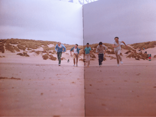 up all night limited yearbook edition - pages 23-24