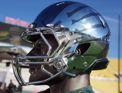 The Oregon Ducks always have the coolest gear