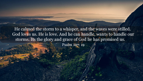 Psalm 107:19
