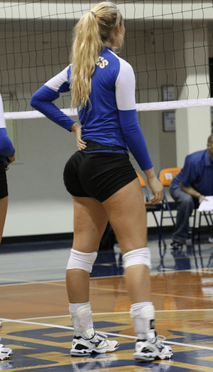 volleyball booty (pawg)