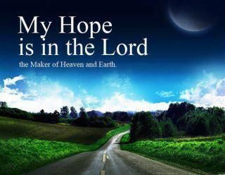 Image result for God is my hope
