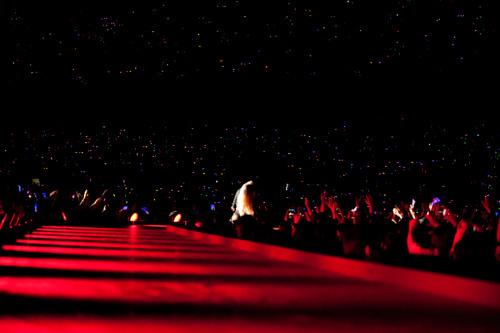 Lady Gaga on stage #1