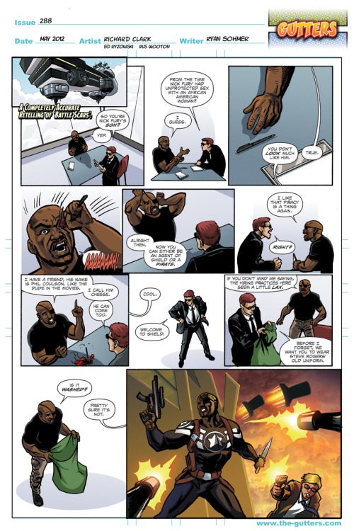 """wondygirl:  pocketfulofgeek:  Can I just say how much I hate the fact Marvel have JAMMED a character who looks like Samuel L Jackson fury into 616 Marvel comics? I mean, really? We already had Ultimate Nick Fury! Why have Marvel made their comics way more confusing rather than just saying """"Oh yeah the movie was a hybrid of all our stories, SMJ Fury is actually in THESE books, while normal Nick Fury is actually white"""". I don't get why they did this…  Can I say when I saw the preview for this I was fine with this, then I actually read the damn issue and I just became enraged.I want to travel in time and kick my past self for making that stupid post now. Also I like to profess am my undying hate for when comic books try to copy what is happening in the movies or Tv shows (because it usually happens in a stupid way and it disrupts the flow of the comics and they never last). I usually don't care when they introduce comic/tv shows/cartoons created characters into comics (After all that's how Harley and X-23 started) so I don't mind Coulson being there but the way Marcus Johnson is all SUDDENLY NICK FURY and Nick is all """"My infinity formula is gone so I am going to probably die any second"""" was just so gimmicky and horrible.Well Daisy is now Director of SHIELD, hope that lasts, and if Nick Fury Jr (why did he even abandon his mother's given name for that, seriously?) takes the position from her I will seriously hit something. I am just glad I have other comics to turn to when I can't deal with Marvel and DC's bullshit, seriously, between this, Marvel's AvsX and most of DCnu being unreadable to me I am glad for Image, Dark Horse, IDW and 2000AD.  +1"""