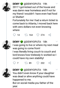 Charly Boy's Daughter Dewy Oputa Opens Up On How She Was Being Treated When She Came Out As Gay.