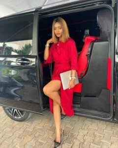 """""""Are you sick or depressed"""" – Fans react to Regina Daniels' weight loss"""