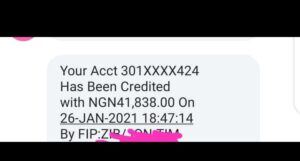 Honest woman who was mistakenly paid N38 million instead of N38k by a Chinese company returns the money