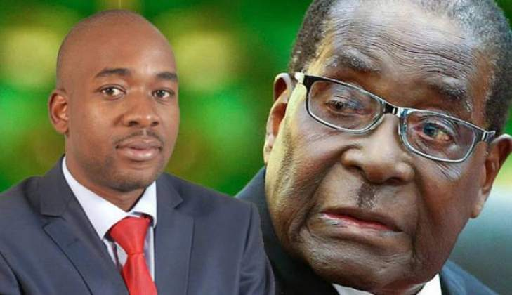 Chamisa Rubbishes Mugabe Family Links » 263Chat