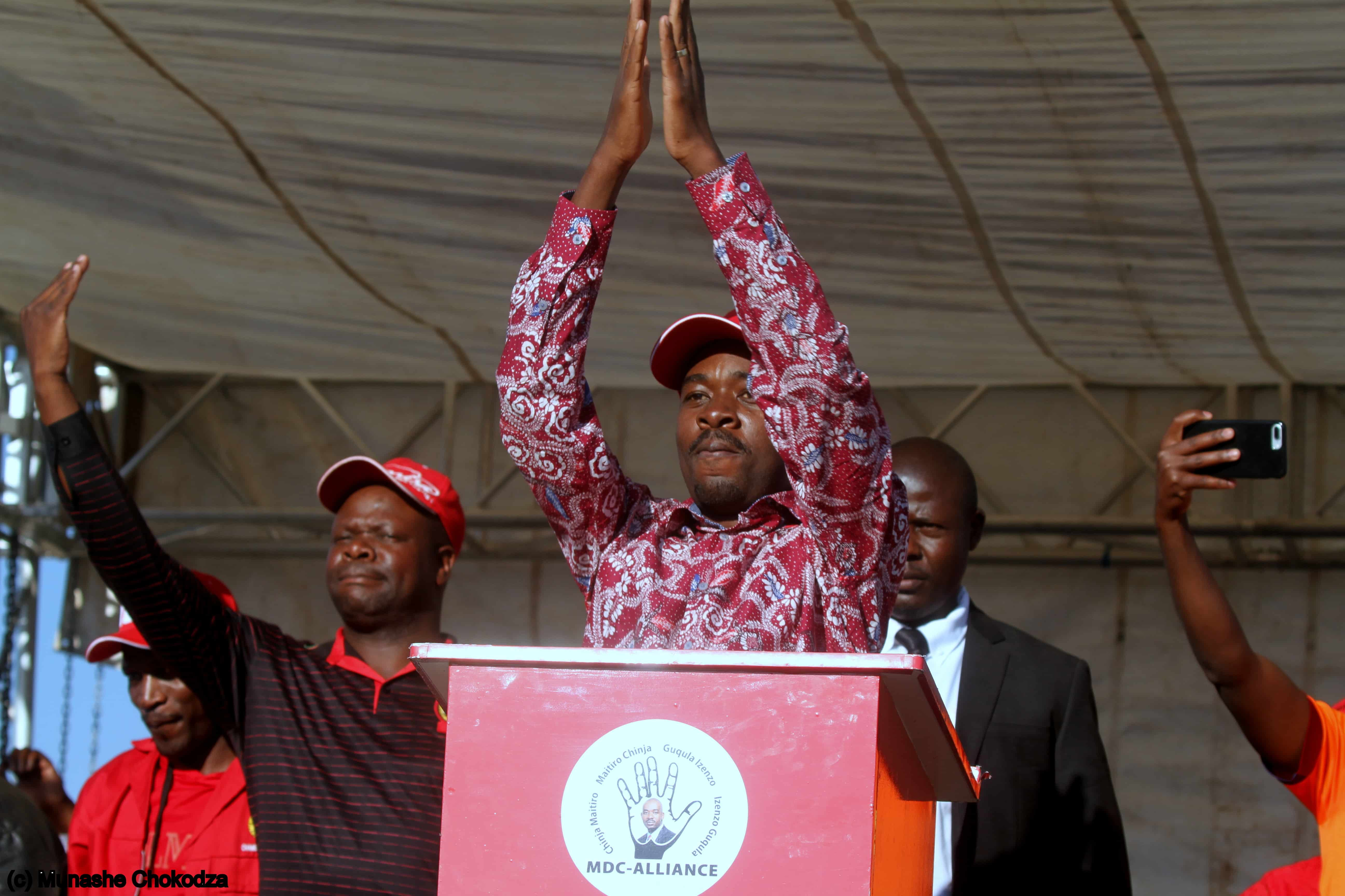 Churches Ready To Assist Chamisa With Vote Rigging Case » 263Chat