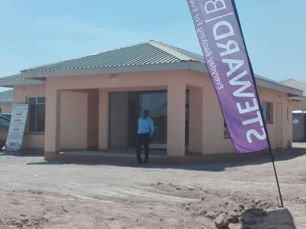 Steward Bank Completes 'World Class' Housing Project Steward Bank » 263Chat