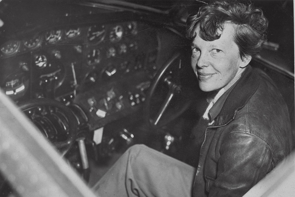 Image result for amelia earhart