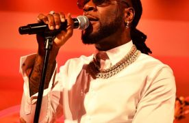 URBAN TRENDS: BBC UK Afro beats chart