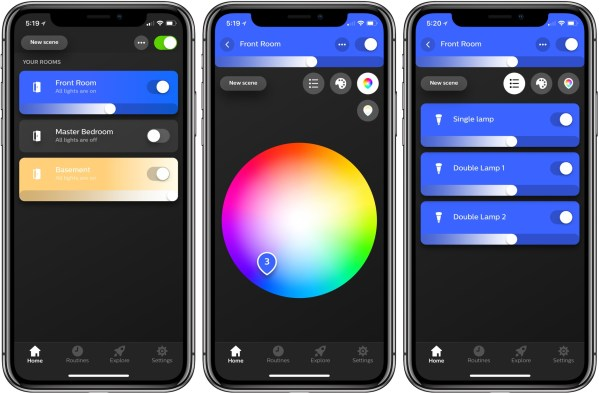 Image result for philips hue app