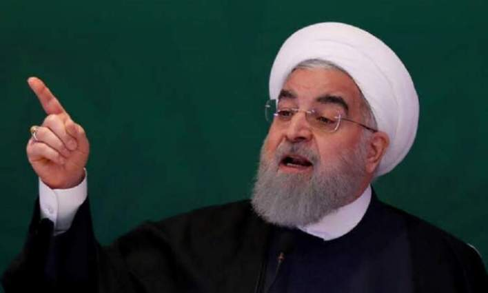 روحاني : على إدارة بايدن رفع كافة العقوبات