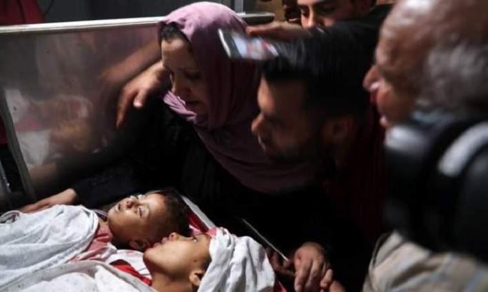 65 شهيداً و 365 جريحا في غزة