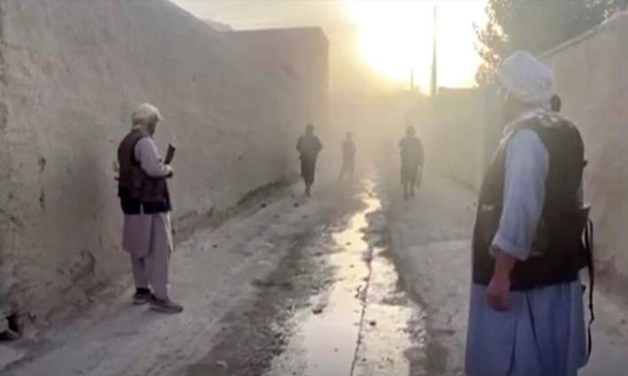 مسلحوطالبان يقتحمون عاصمة إقليم هلمند