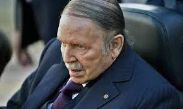 وفاة الرئيس بوتفليقة
