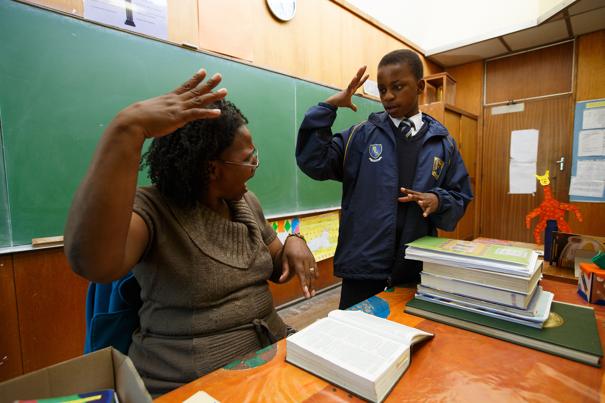 500 000 Disabled Students Edged Out Of South African