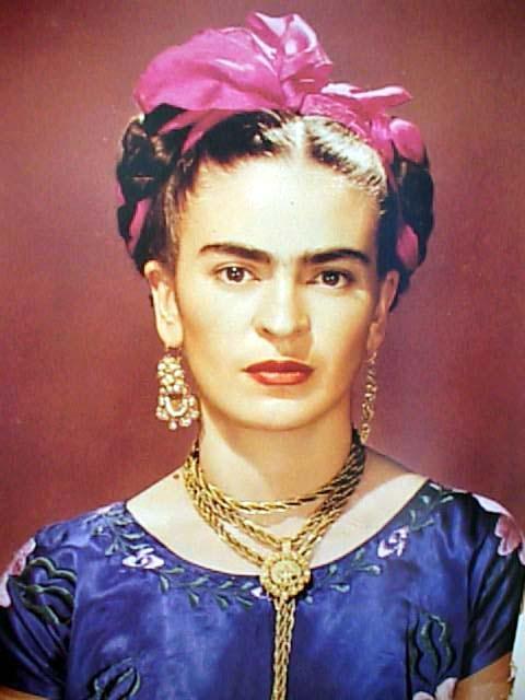 bombones:<br /><br /><br /> frida kahlo
